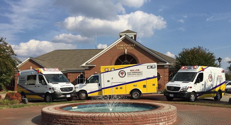 cape fear regional transport inc miller non emergency ambulance